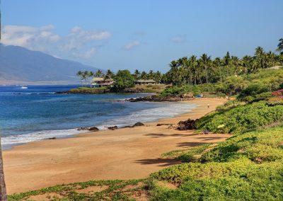 Makena Surf E206 Beach