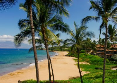 Makena Surf Beach View