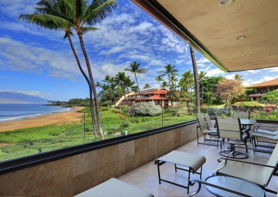 Makena Surf Lanai view E206